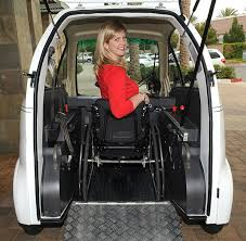 handicapped equipment for vehicles, disabled women