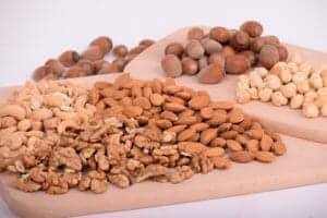 magnesium supplement recommendations, nuts and seeds