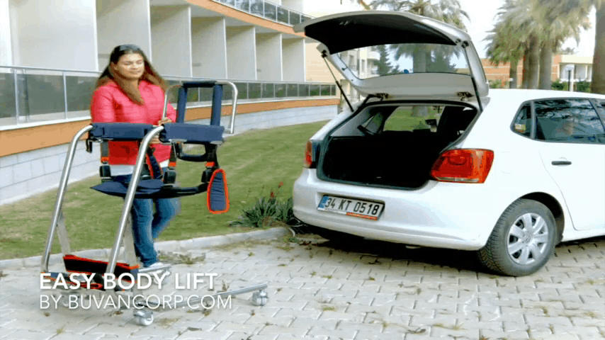 Portable Patient Lifts For Travel - Easy Body Lift