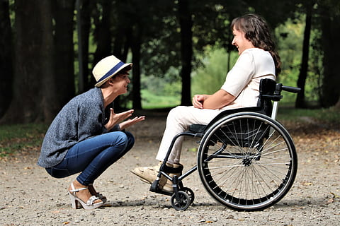 The Right Caregiver Should Have Strong Interpersonal Skills