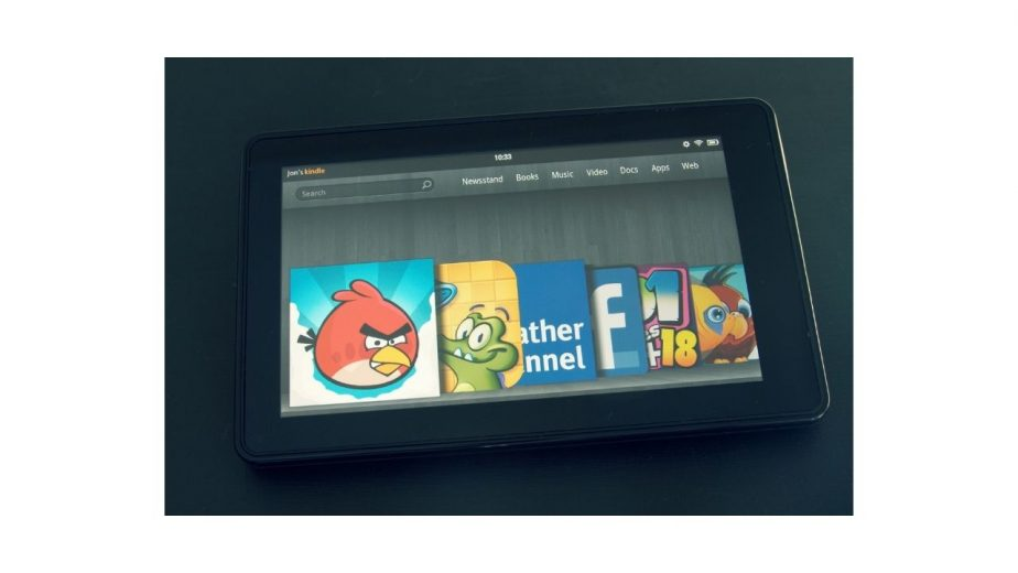Kindle Fire for Seniors