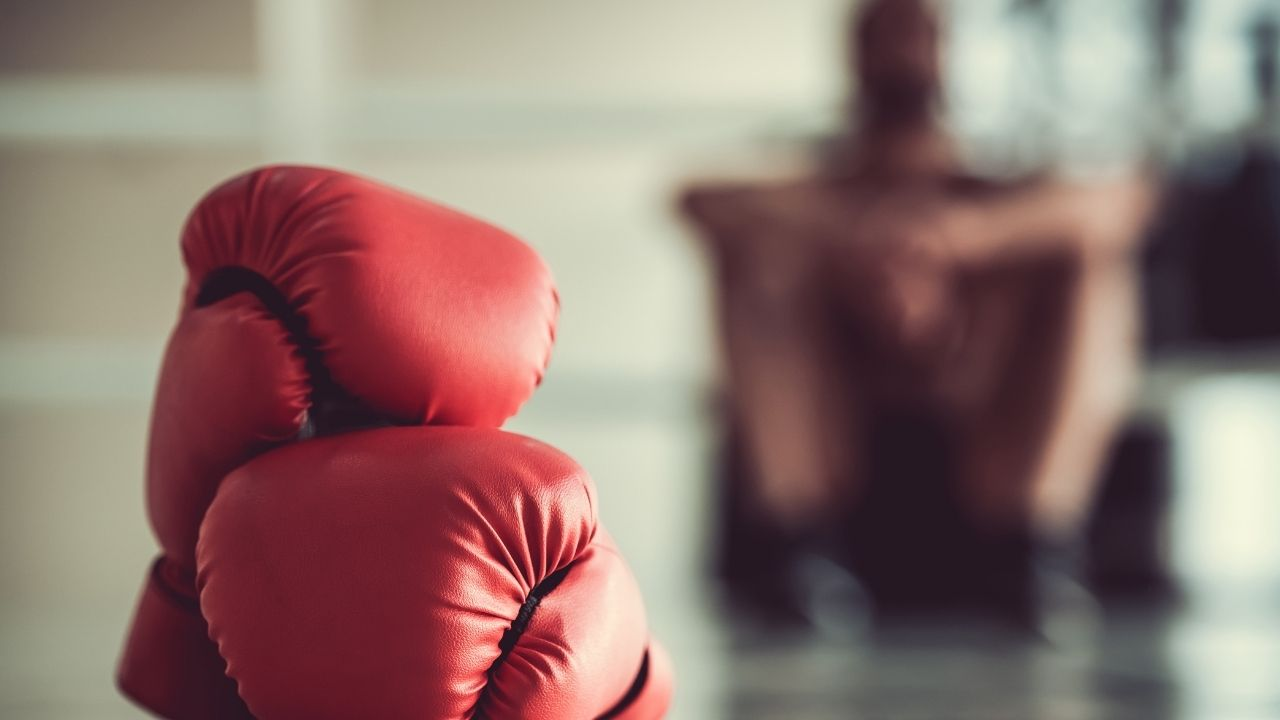 Boxer and martial artist with Asthma – Featured image